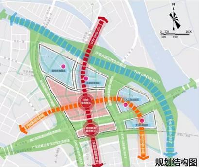 盐城富力科创城规划图